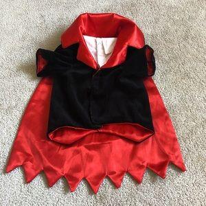 💥2/$20💥 Vampire Dog Halloween Costume